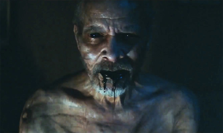 Yes, even despite this still image from the film, it is not a horror movie.